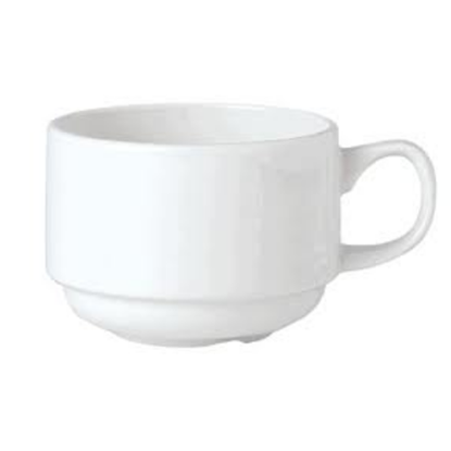 Steelite Simplicity Stacking Cup