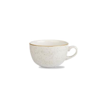 Churchill Stonecast White Cappuccino Cup