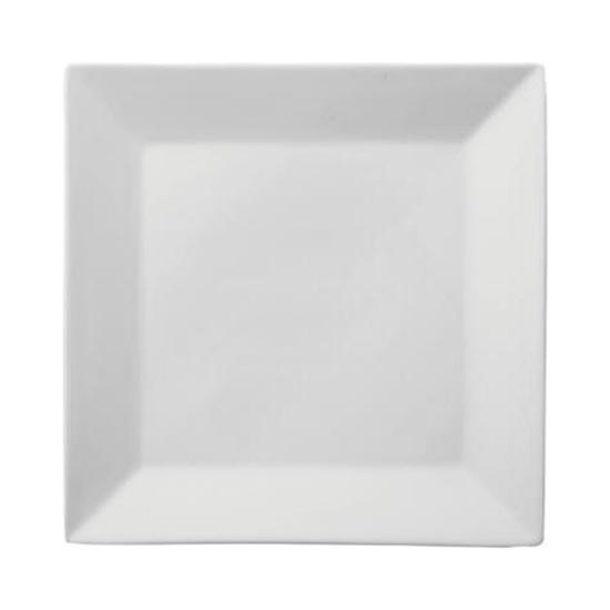 """Apollo Square Plate 8.25"""""""