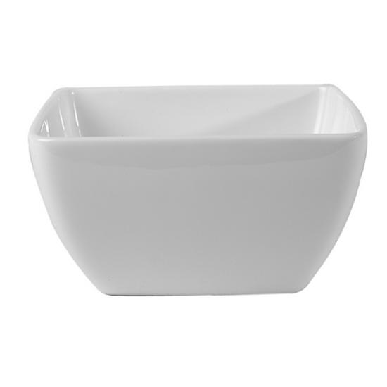 "Royal Porcelain Titan Square Salad Bowl 10.5"""