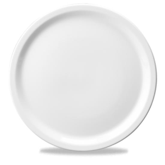 """Churchill Classic Pizza Platter White 13.5"""""""
