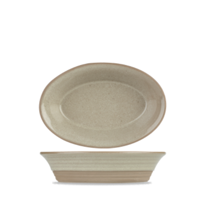 Igneous Natural Single Serving Dish 15oz