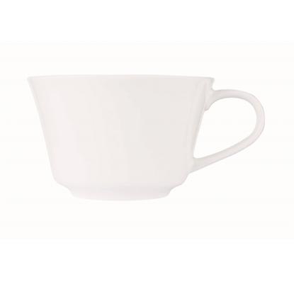 Churchill Alchemy White Elegant Teacup 7.5oz