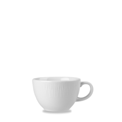 Churchill Bamboo White Cup 12oz