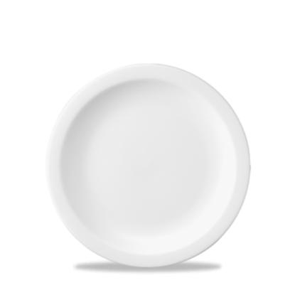 """Churchill Classic Nova Plate White 10"""""""