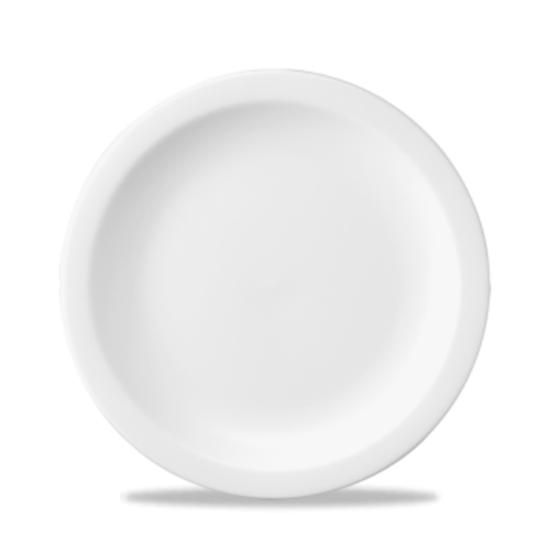 """Churchill Classic Nova Plate White 9"""""""