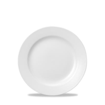 "Churchill Classic Plate White 6.5"""