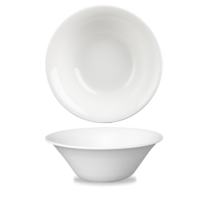 Churchill Classic White Salad Bowl 25.2cm