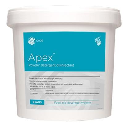Apex – Chlorinated Detergent Powder 5kg
