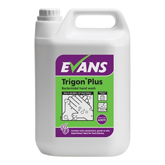 Trigon Plus Antibac Soap 5L