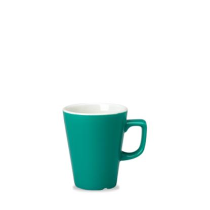 Churchill New Horizons Green Cafe Latte Mug 12oz (34cl)