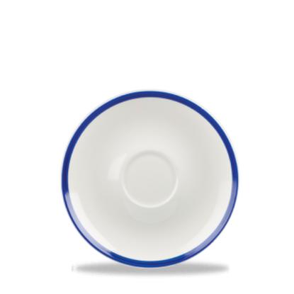 """Churchill Retro Blue Ultimo Saucer 12cm (4.75"""")"""