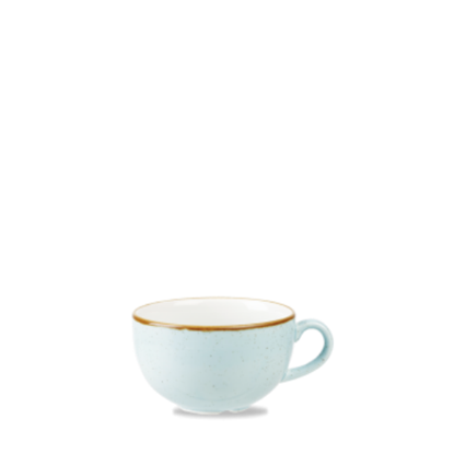 Churchill Stonecast Duck Egg Cappuccino Cup 12oz (34cl)