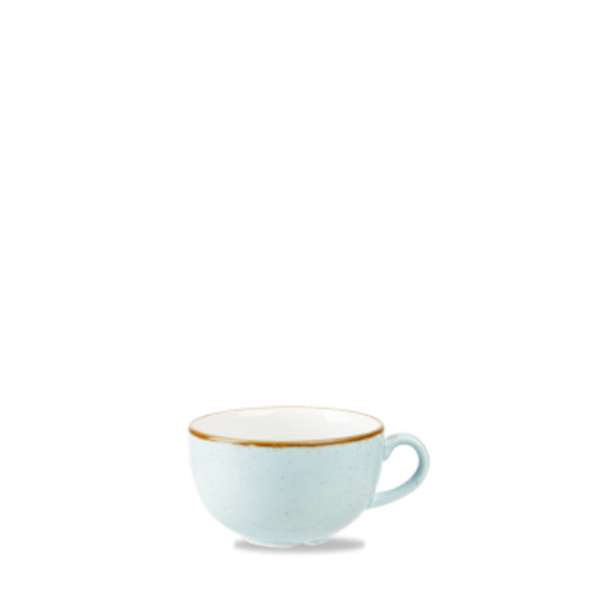 Churchill Stonecast Duck Egg Cappuccino Cup 8oz (22cl)