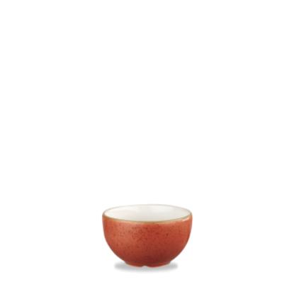 Churchill Stonecast Spiced Orange Sugar Bowl 8oz (22.7cl)