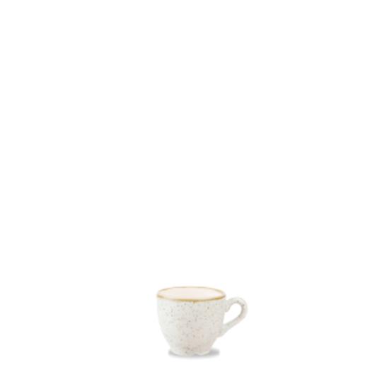 Churchill Stonecast White Espresso Cup 3oz (9cl)