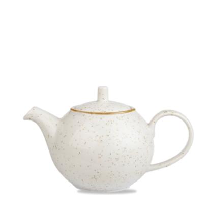 Churchill Stonecast White Teapot 15oz (42.6cl)