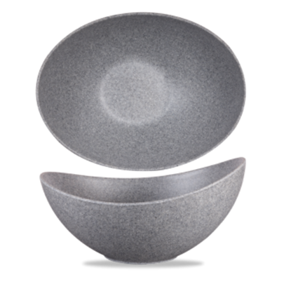 Melamine Granite Moonstone Bowl 36cm