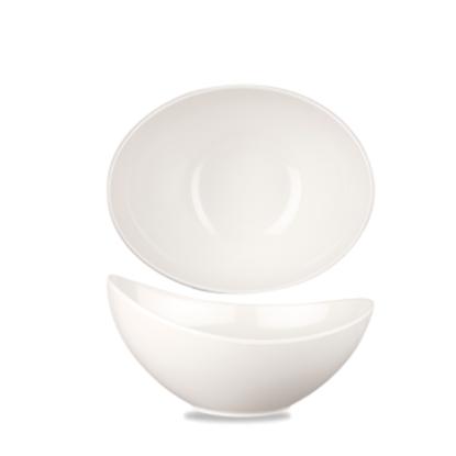 Moonstone Melamine White Bowl 20cm (21oz)