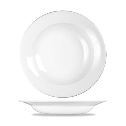 """Profile Rimmed Soup Bowl 9.75"""" (25cm)"""