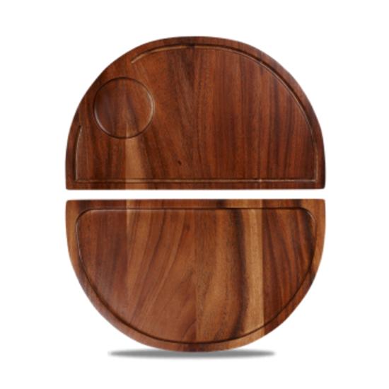 Semi Circle Deli Board 36cm