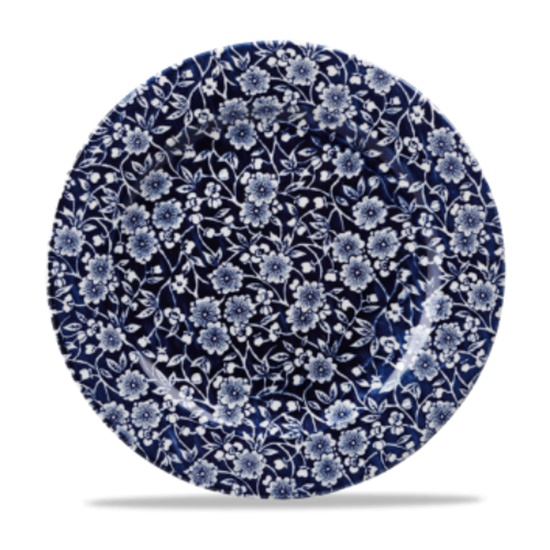 """Vintage Print Willow Calico Plate 11"""" (28cm)"""