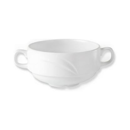 Steelite Alvo Handled Soup Cup 10oz (28.5cl)
