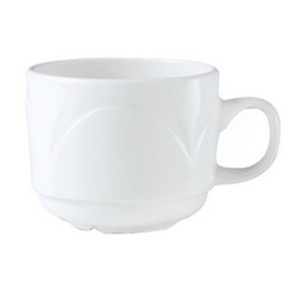 Steelite Bianco Stacking Cup 3oz (8.5cl)