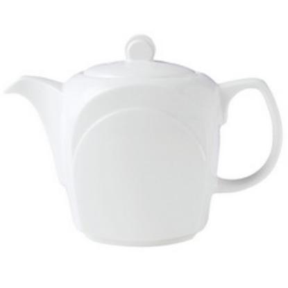 Steelite Bianco Teapot 12oz (34cl)