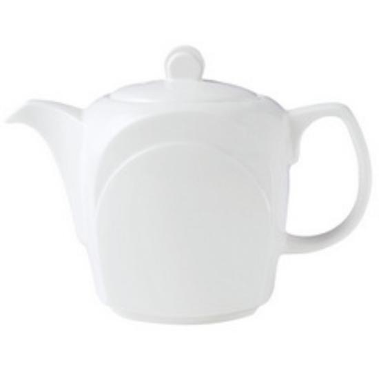 Steelite Bianco Teapot 30oz (82.25cl)