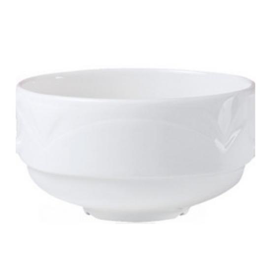 Steelite Bianco Unhandled Soup Cup 10oz (28.5cl)