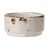 "Steelite Craft White Dipper Tasters 2.5"" (6.5cm)"