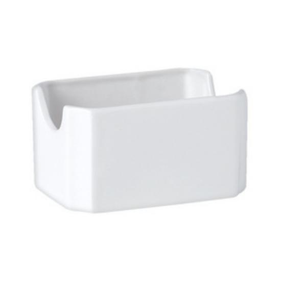 Steelite Simplicity Sugar Packet Container 10.5x7cm