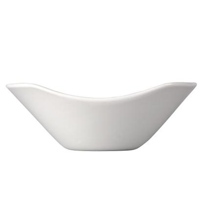 """Steelite Taste Scoop Bowl 6.5"""" (16.5cm)"""