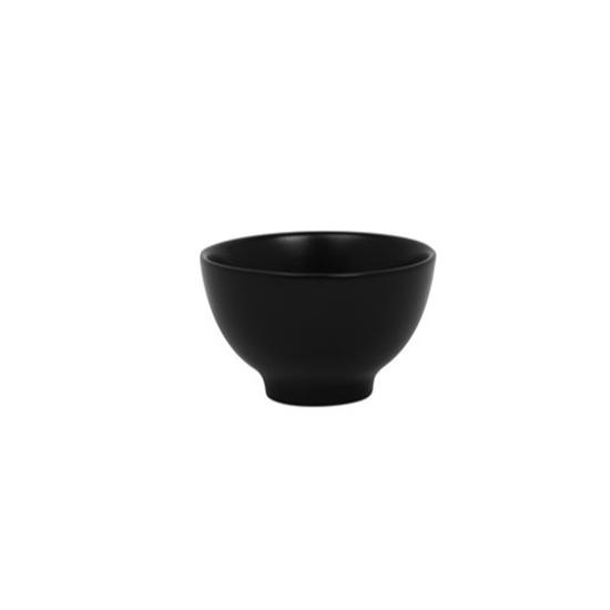 """Modulo Black Small Bowl 4"""" (10cm)"""