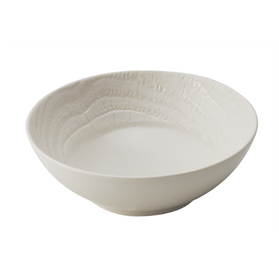 """Ivory Arborescence Coupe Bowl 7.5""""(19cm)"""