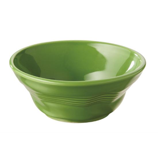 Green Crumpled Bowl 14.5x6cm