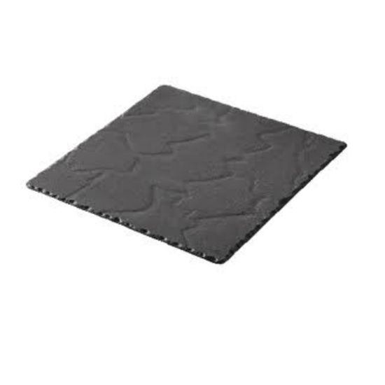 Revol Square Slate Plate 30x30cm