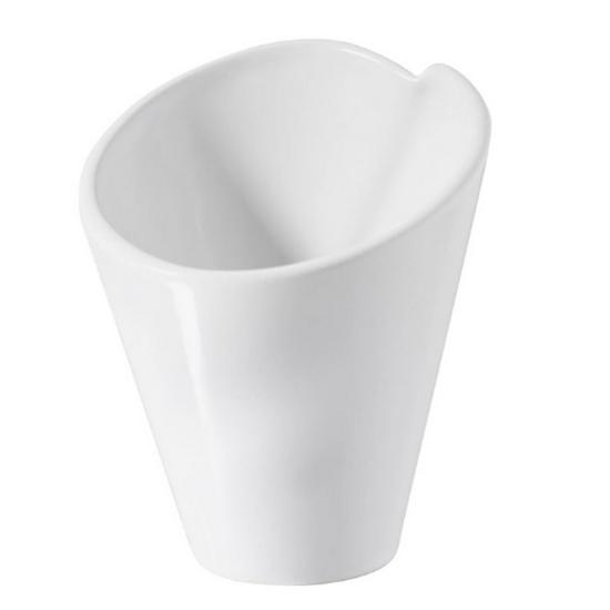 Revol White Cornet 9x10.5cm