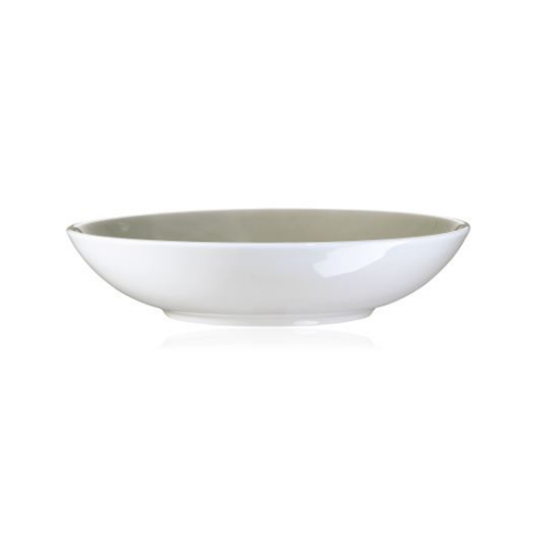 Coppi Round Linen Bowl 27cm