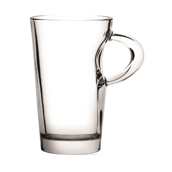 Elba Handled Coffee Glass