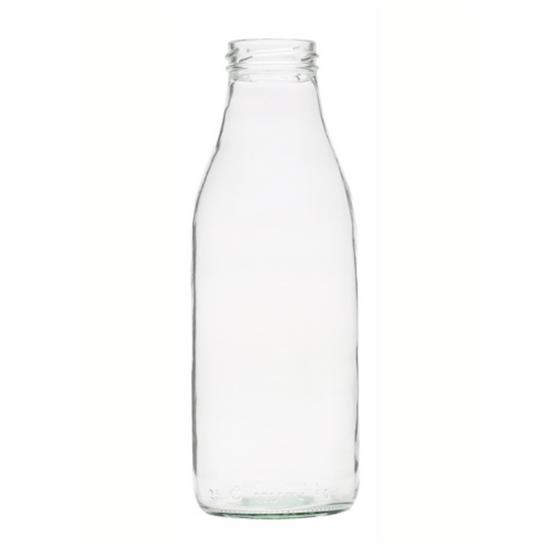 Milk/Juice Bottle 17.5oz (50cl)