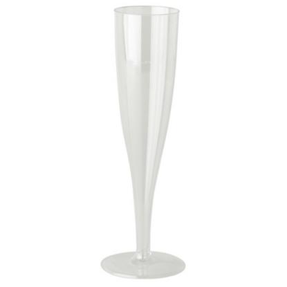 Polystyrene Champagne Flute 5.75oz (17cl)