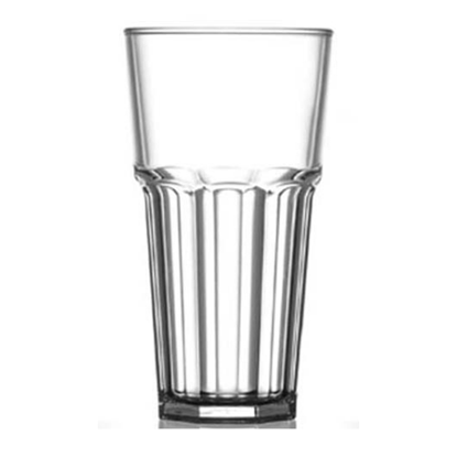 Remedy Nucleated Polycarb Tumbler CE Stamped 20oz (56.8cl)
