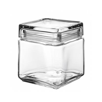 Square Cookie Jar 1L (35oz)