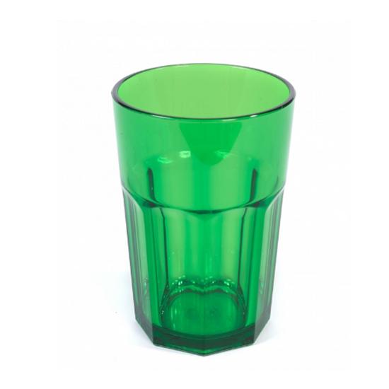 American Style Green Tumbler 12oz (34cl)