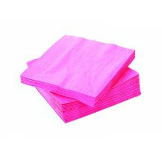Magenta Pink Dinner Napkin 40cm