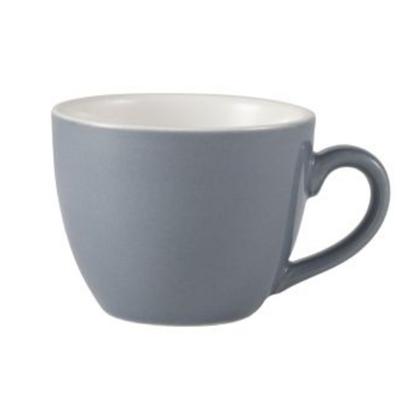 Royal Genware Grey Bowl Shaped Cup 3oz