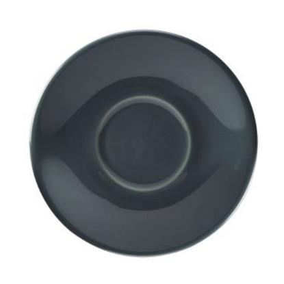 Royal Genware Grey Saucer 12cm