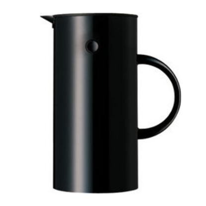 Stelton Vacuum Black Jug 600ml